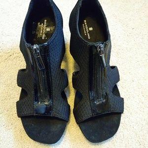 Bandolino Wedge Sandal
